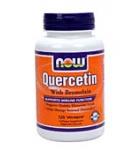 Кверцетин с Бромелаином / Quercetin with Bromelain 800 мг + 200 мг 120 капс.