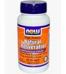 Ресвератрол / Resveratrol 60 капсул