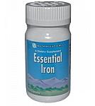 Железо эссенциальное / Essential Iron 120 капс.х 30 мг