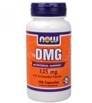 Диметилглицин / DMG 100 капсул, 125 мг
