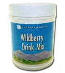Коктейль брусничный сухой / Wildberry Drink Mix / Кембриджское питание 630 г