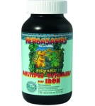 Витазаврики / Herbasaurs Chewable Multiple Vitamins 120 табл.