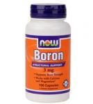 Бор / Boron / Половой гормон 100 капсул 3 мг