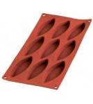 Форма Листик-9 / силиконовая по 50 мл Испания