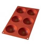 Форма Сфера-6 / силиконовая 6х90 мл Испания