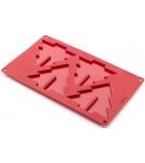 Форма 3D. Елочки / красный Испания