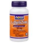 L-ОптиЦинк / L-OptiZinc 100 капс. 30 мг