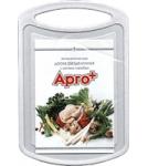 Доска разделочная АРГО+ / антисептическая 19 х 29 см