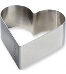 Кольцо кулинарное Сердце 8,5х8,5х6 см Германия