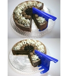 Приспособление для подачи кусочка торта 2 шт.