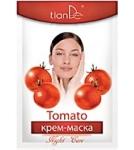 Крем-маска Ночная для лица Tомат 1 шт.