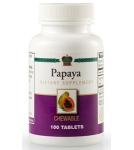 Папайя / Papaya 100 таблеток 30 мг
