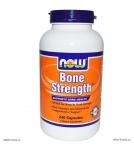 NOW Bone Strength - крепкие кости - БАД