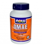 NOW DMAE (ДМАЭ) - диметиламиноэтанол в капсулах - БАД