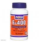 NOW E-400 – Витамин Е в капсулах - БАД