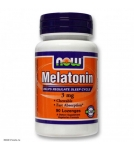 NOW Melatonin - Мелатонин 3 mg - БАД