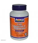 NOW Liver Detoxifier – Ливердетокс - БАД