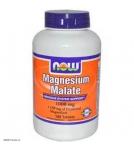 NOW Magnesium Malate – Магний 1000mg - БАД