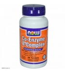NOW Co-Enzyme B-Complex – Ко-Энзим - БАД