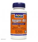 NOW Respir-All – Респир Ол (средство от сезонной аллергии) - БАД