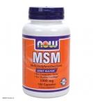 NOW MSM – метилсульфонилметан - БАД