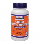 NOW Natural Beta Carotene - бета-каротин - БАД