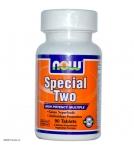 NOW Special Two - витамины Спешиал Ту - БАД