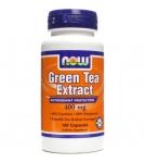 NOW EGCg green Tee Extract - Экстракт зелёного чая в капсулах - БАД