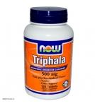 NOW Triphala – Трифала в таблетках - БАД