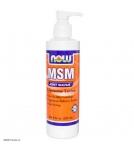 NOW MSM Liposome Lotion – МСМ лосьон - БАД