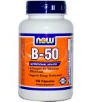 В-50 Комплекс / B-50 Complex 100 таблеток