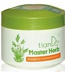 Крем-бальзам для поврежденных волос / Master Herb 500 г