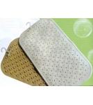 Нескользящий коврик для ванны Классик 65x36 см