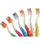 Зубная щетка Серебряный блеск