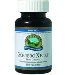 Железо Хелат НСП / Iron Chelate 180 табл. 25 мг