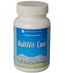 МультиВит Кейр / Multivit Care 90 табл.x 1300 мг