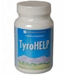 Тирохелп / TyroHelp 90 капсул