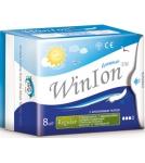 Прокладки дневные WinIon / женские гигиенические 1уп.х 8 шт.