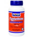 Пантетин / Pantethine 60 капс. 300 мг