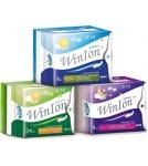 Прокладки женские гигиенические WinIon кейс 19 уп.х 232 шт.