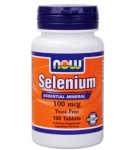 Селен / Selenium methionine 100 таб. 100 мкг