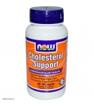 NOW Cholesterol Support - Холестерол саппорт - БАД