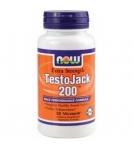 NOW TestoJack 200 - Тесто Джек (усилитель мужской потенции) - БАД