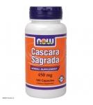 NOW Cascara Sagrada - каскара саграда - БАД
