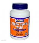 NOW Alpha Lipoic Acid - БАД