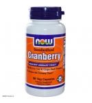 NOW Cranberry - экстракт клюквы в капсулах - БАД