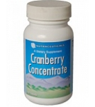 Концентрат клюквы / Cranberry Concentrate Виталайн 100 табл.х 540 мг